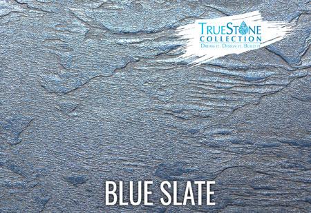 Truestone Blue Slate Full Print