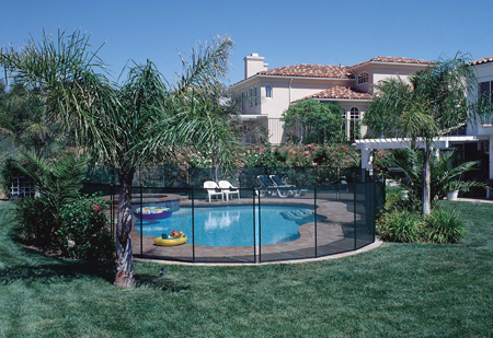 Protect A Pool Inground Safety Fence